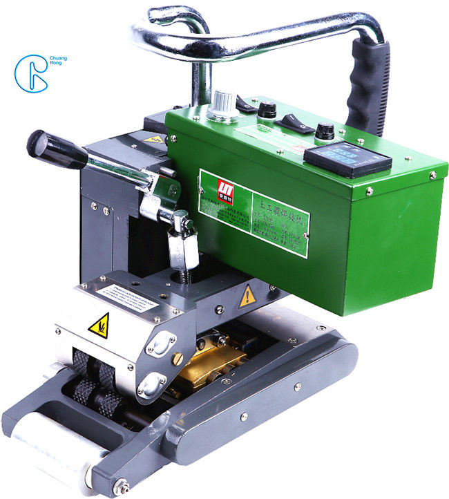Plastic Extrusion Welding Gun Germembrane Hot Welding Machine CRT-GM Series
